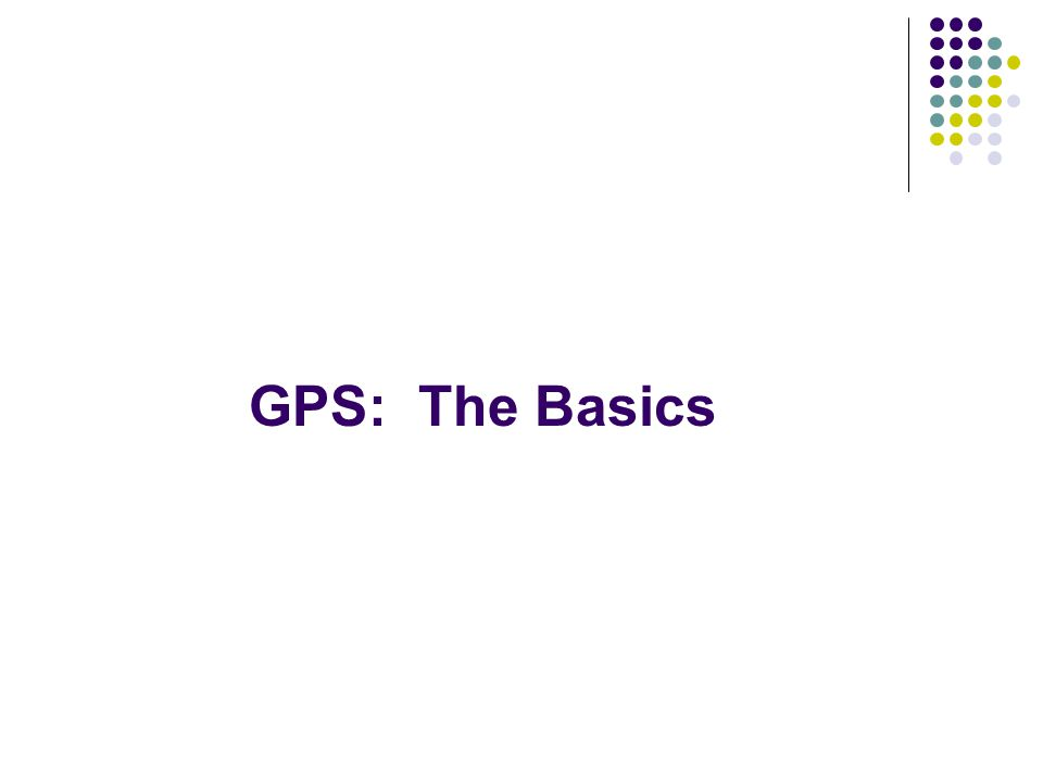 understanding the basic of the gps technology The complete understanding made simple - gps with arduino  even i had  very hardship mastering this technologies which i want to make  to test  reception, you'll set up the shield and run a basic sketch that displays.