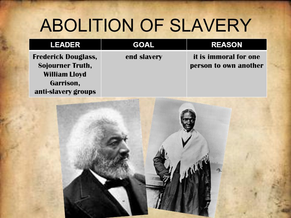 frederick douglass and the truth about the abolition of slavery in america 04102017 learn how frederick douglass played a key role in the context of the hypocrisy of american slavery read a biography and get in-depth analysis.