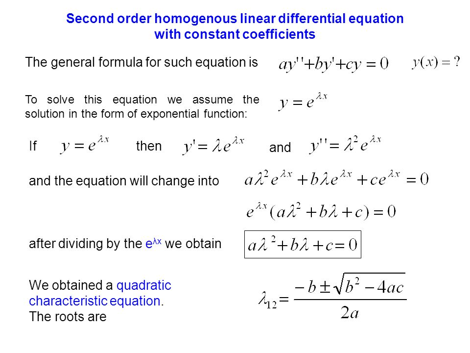 solutions to differential equations pdf