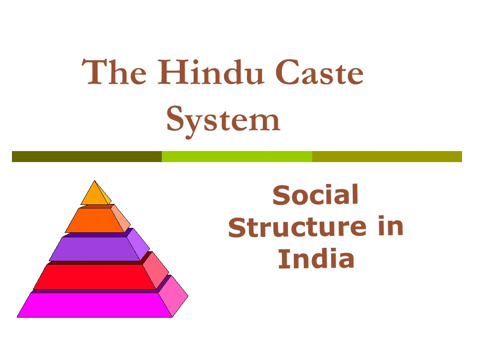 indian society and social systems in The chapters in this book show that the study of indian society reveals novel  forms of social structure change they introduce methods and.