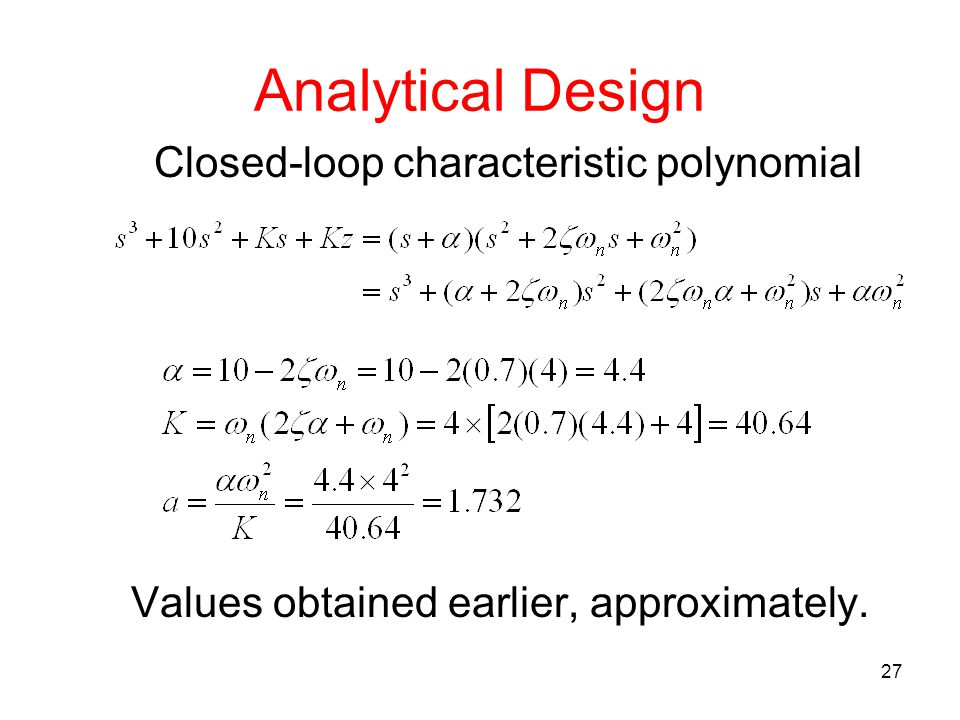 how to find characteristic polynomial