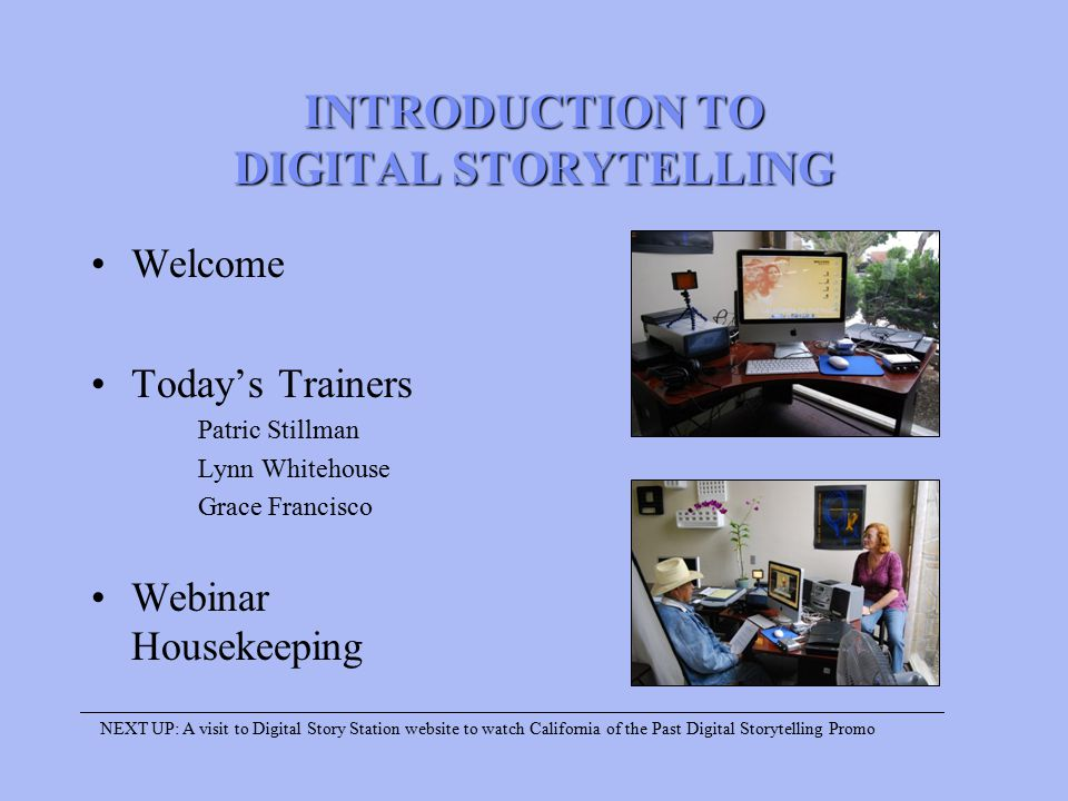 digital storytelling research paper Storycenter supports individuals and organizations in using storytelling and participatory media for reflection, education, and social change.