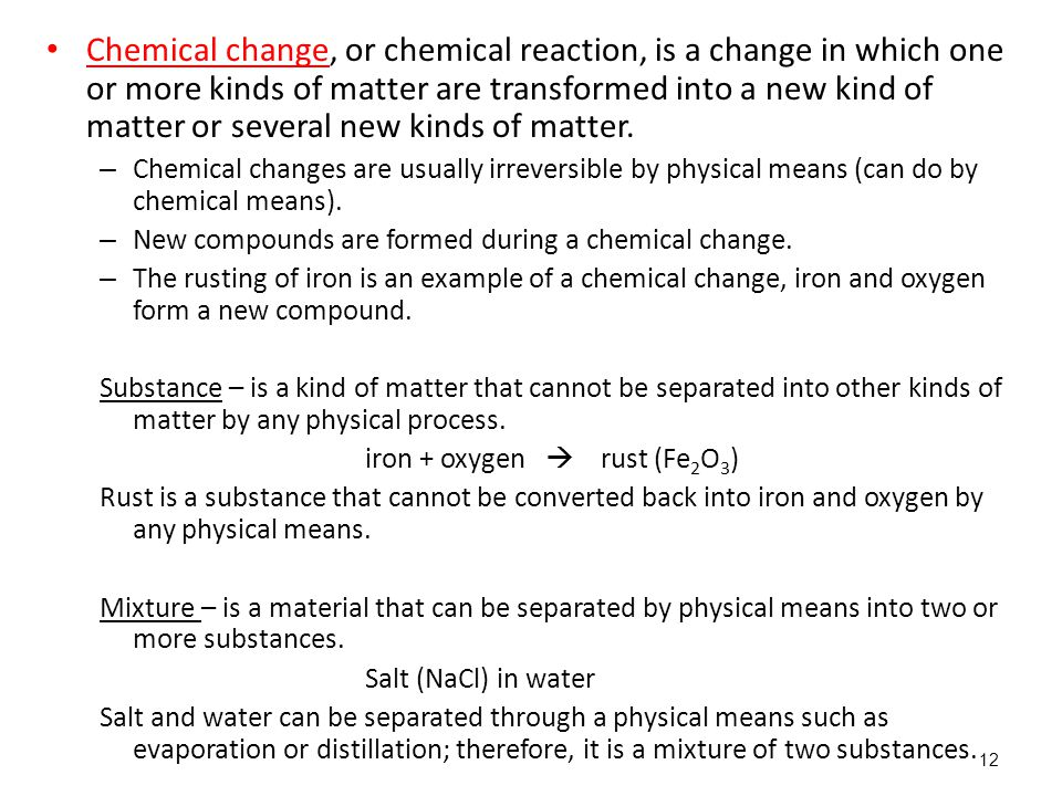 Chemistry And Measurements Ppt Download
