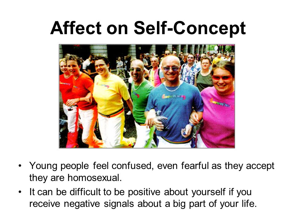 Affect on Self-Concept