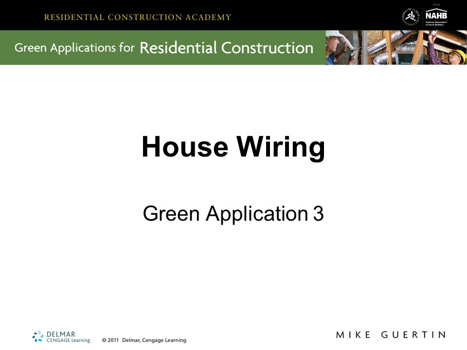 1 house wiring green application 3
