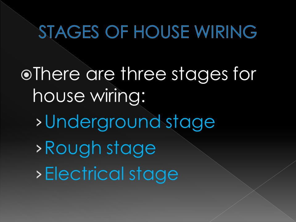 wiring for house - facbooik,