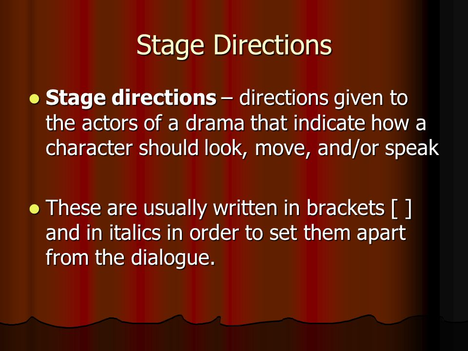 stage directions in macbeth That particular image corresponds to the top 100 words in macbeth, after  removing stage directions and regularizing spelling analyzing the.