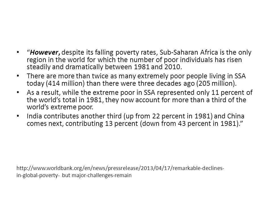 Inequality And Underdevelopment Ppt Video Online Download - Number of poor in the world