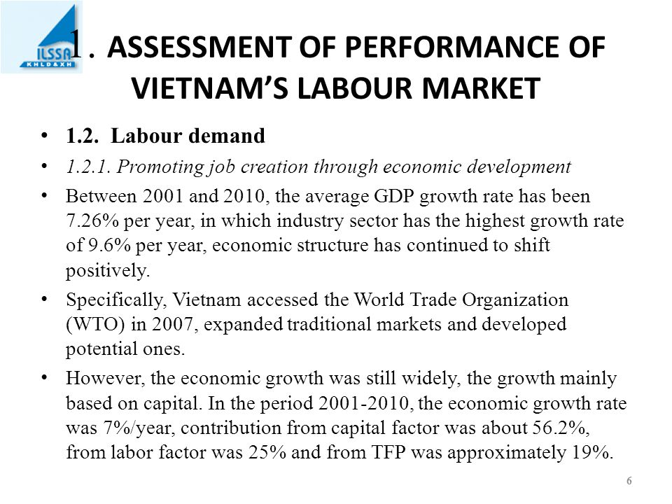 economic performance of vietnam Structural change and economic performance of vietnam 1986-2000: evidence from the three input-output tables ngoc quang pham (1) bui trinh (2.