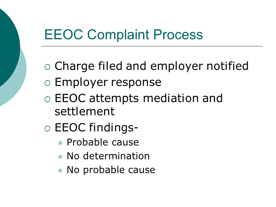 What Is the EEOC?