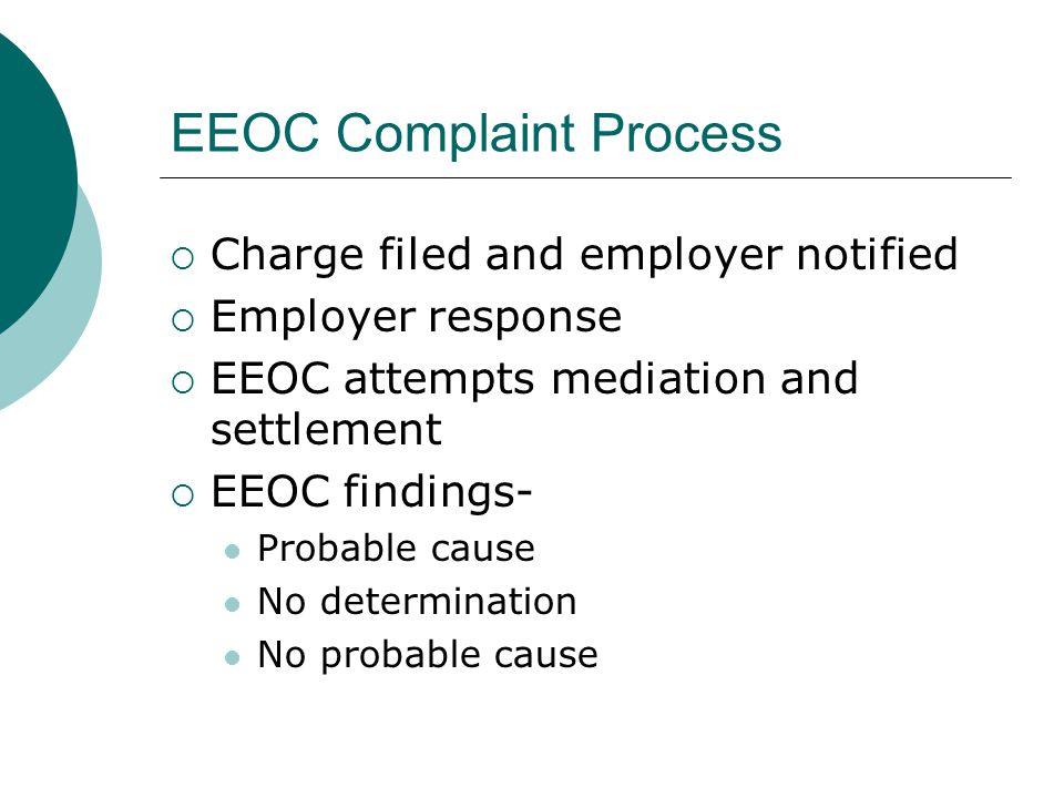 Eeoc Complaint Form  WowcircleTk