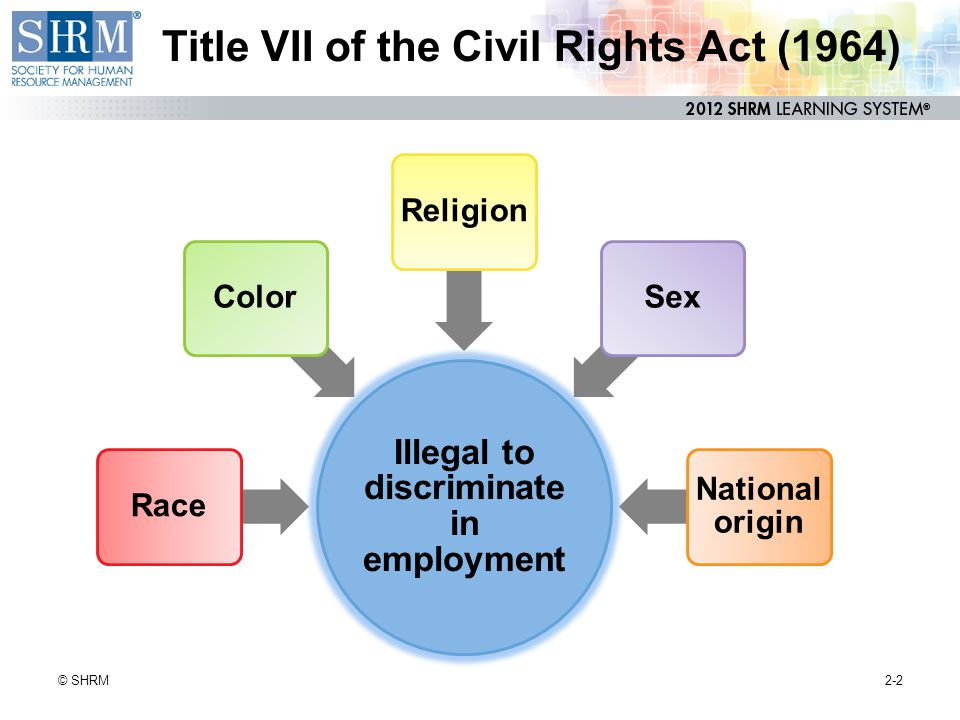 an analysis of the key features of the us civil rights act of 1964