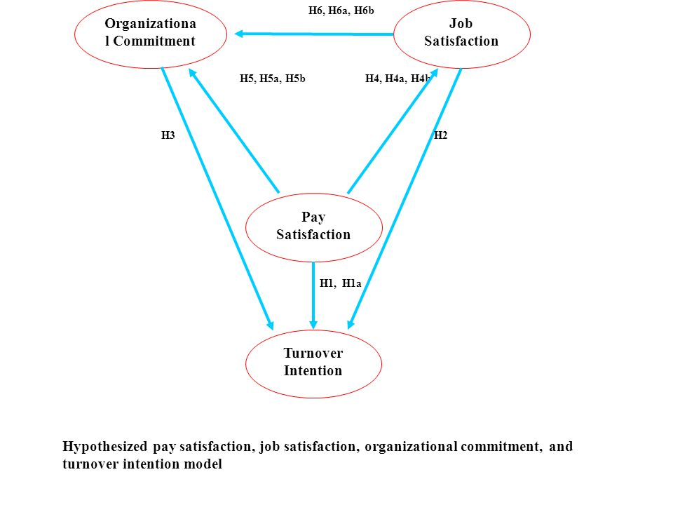 relation between employee commitment and job Analysis of the effect of attitude toward works and organizational commitment to the employee's job there were a complex relation between job.