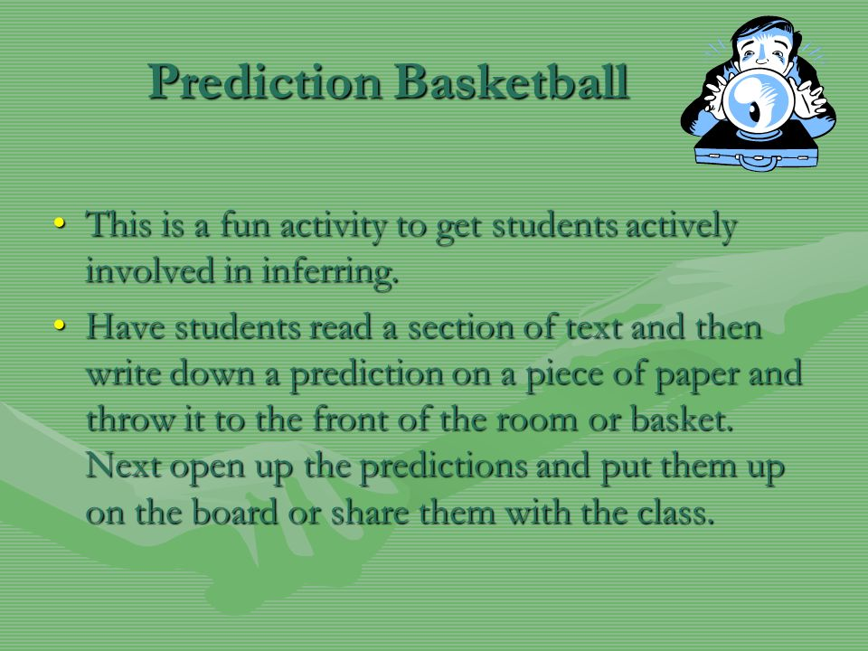 Prediction Basketball