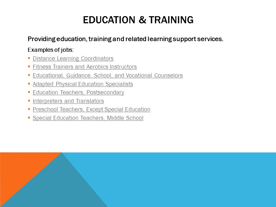 relationship among education training and development