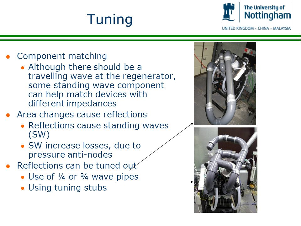 Tuning Component matching