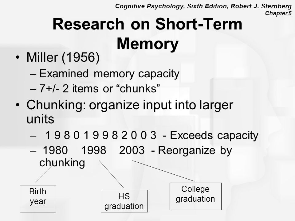research methodology in memory studies Flaws in popular research method exposed date: february 10, 2011 source: university of leicester summary: influential studies into subjects such as the safety and effectiveness of medicines or class size in schools could be called into question by a new report into ways of identifying research bias.