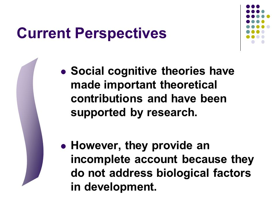 biological theories of development pdf