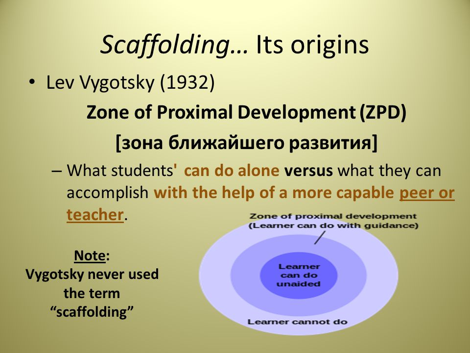 Scaffolding for the EFL Classroom - ppt video online download
