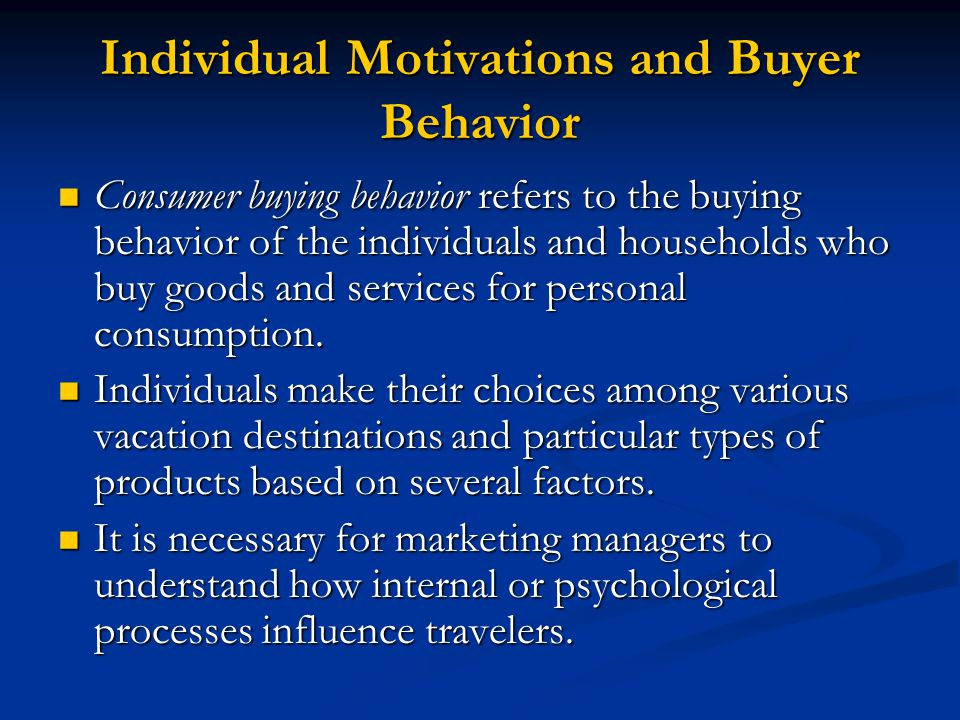 individual behavior and processes Psychologists study mental processes and human behavior by on individual behavior patterns of behavior research in psychology seeks to.