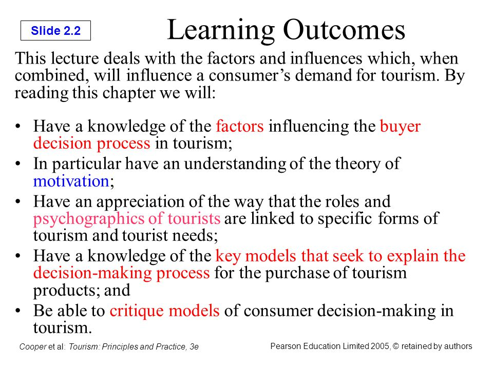 the role of motivation in tourist Tourism plays a key role in the economic development of indonesia the contribution of the tourism industry to the gdp was more than 3 per cent and the number of visitors to  images and tourist motivation relate to their destination satisfaction and revisit intention.