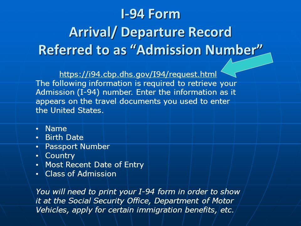 J-1 Exchange Visitor Orientation - ppt video online download