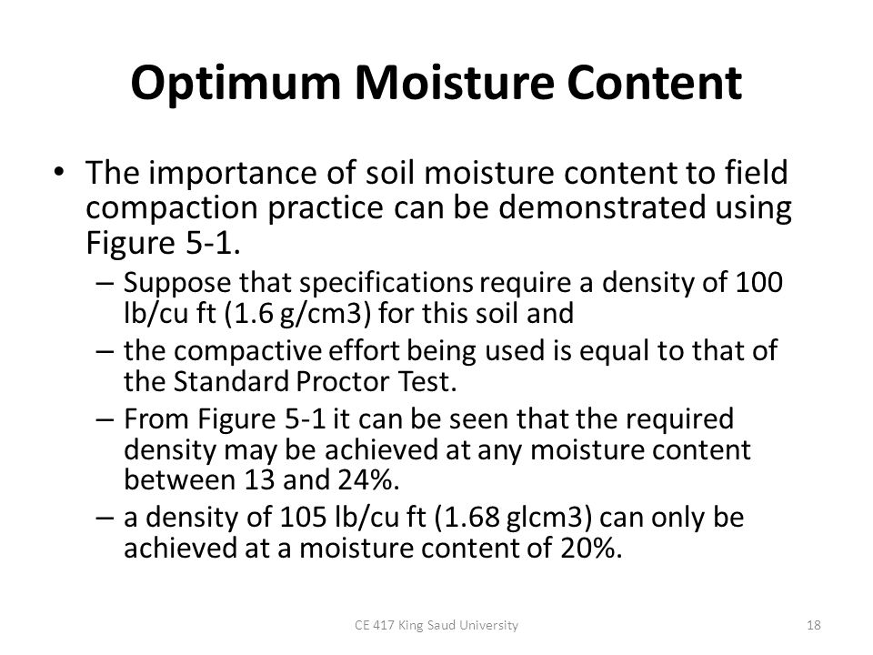 soil moisture content laboratory test M8= mass of soil solids in sample ie the moisture content would not be di test 1for water contents being determinedin conjunction with an.