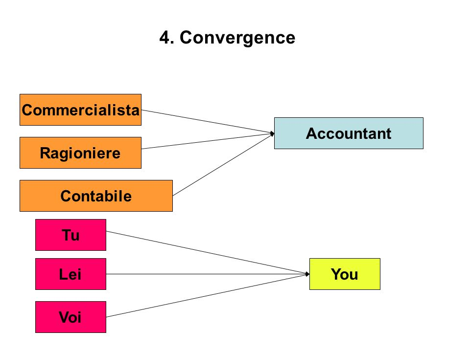 4. Convergence Commercialista Accountant Ragioniere Contabile Tu Lei