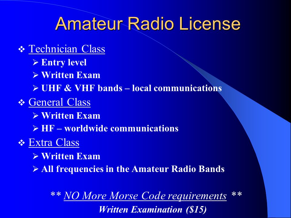HamExam.org: Free Amateur Radio Practice Tests with Flash ...