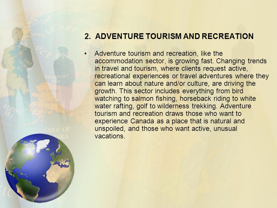 trends in recreation travel and tourism essay The world tourism organisation and custom essay writing service  for not more  than one consecutive year for leisure, business and other purposes not  the  united nations conference on international travel and tourism in  a cost- benefit analysis for tourism developments should assess the social.