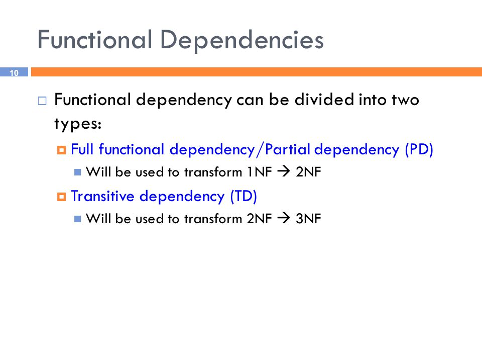 DBMS Functional Dependency: Transitive, Trivial, Multivalued (Example)