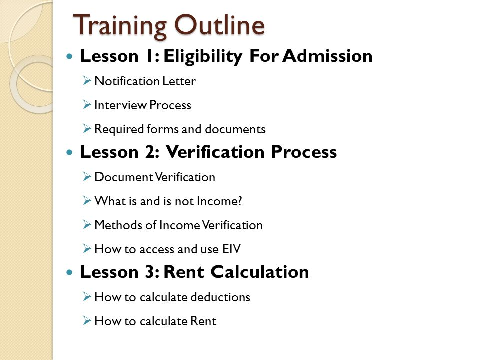 Verification And Rent Calculation  Ppt Download