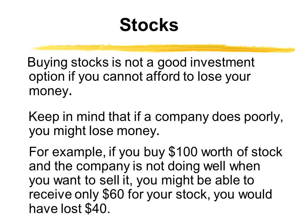 Do you lose stock options when you quit