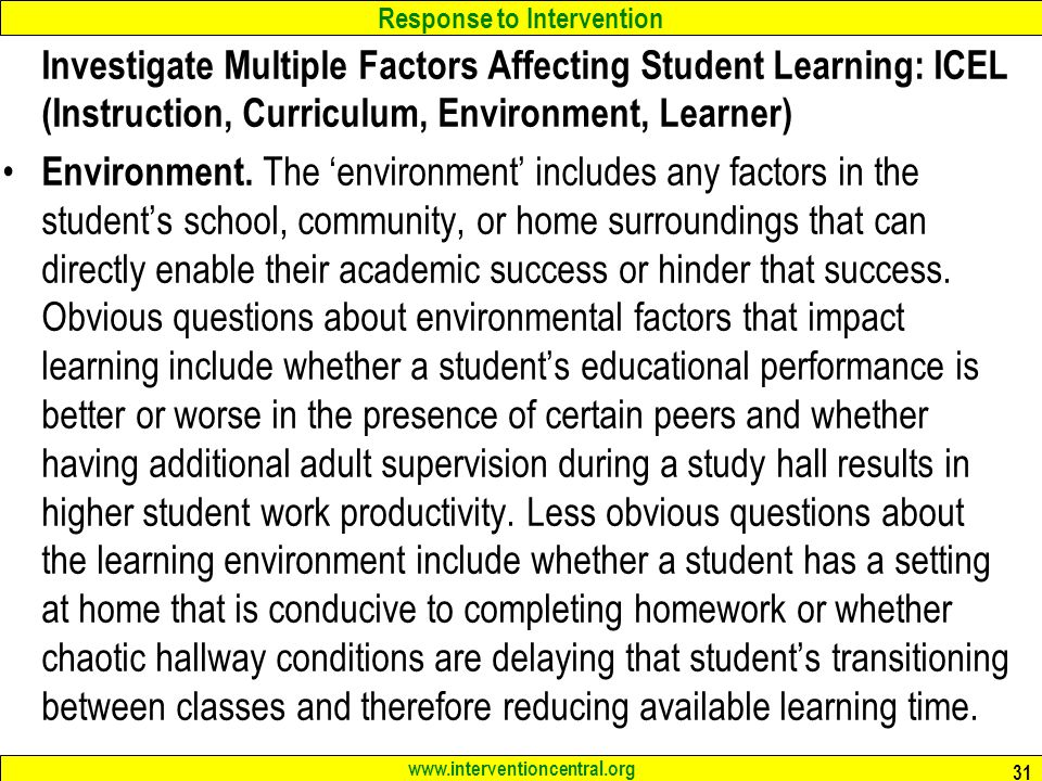 "questionnaire regarding factors affecting students academic Contributed to the research on finding four factors that affect students"" academic these factors are students"" communication skills, learning facilities."