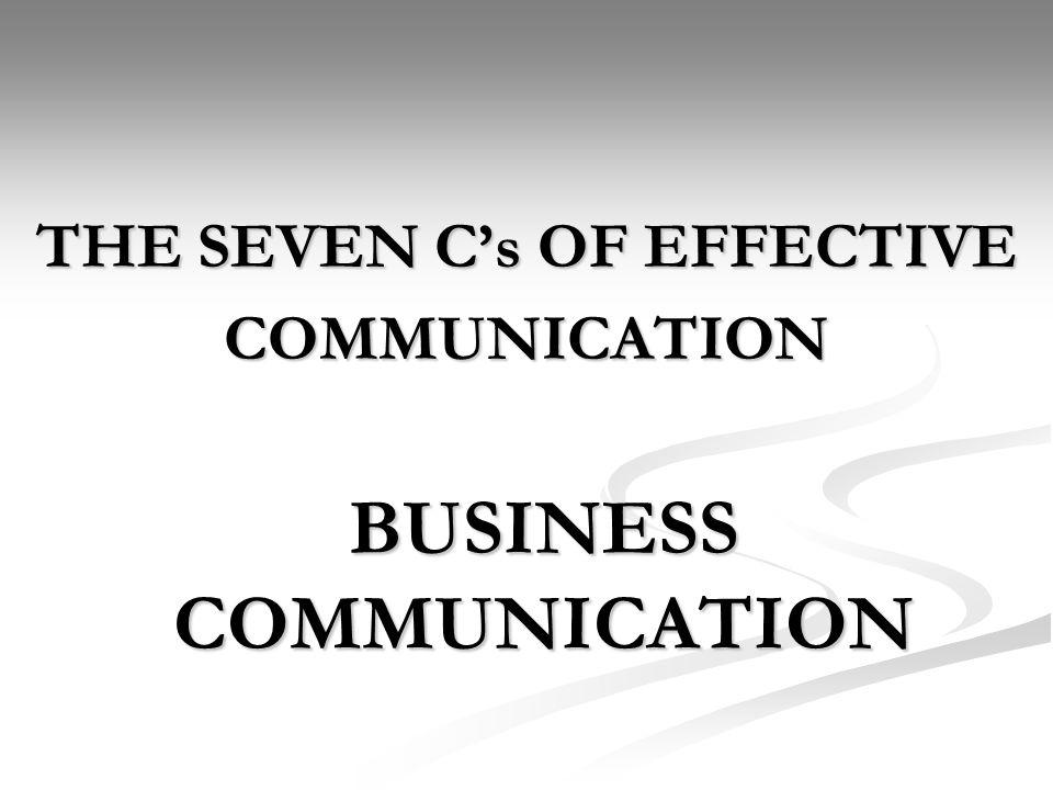 21st century business communication presentation.