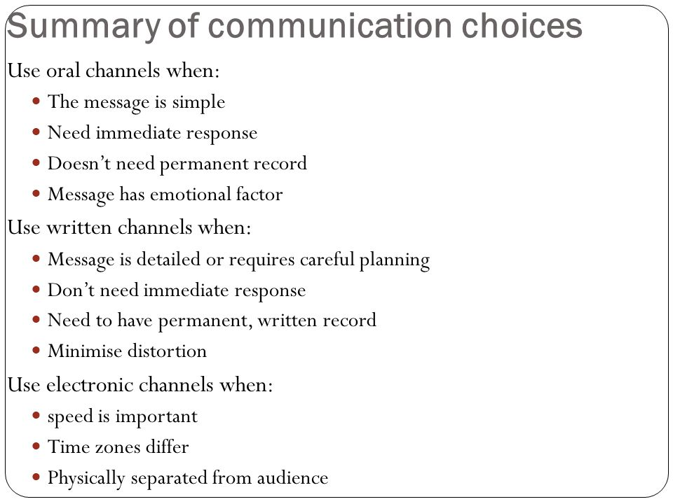 channels of communication in modern days Communication skills of students, and communication strategy is an important means to improve communication skills communication  british airways yester-day morning.