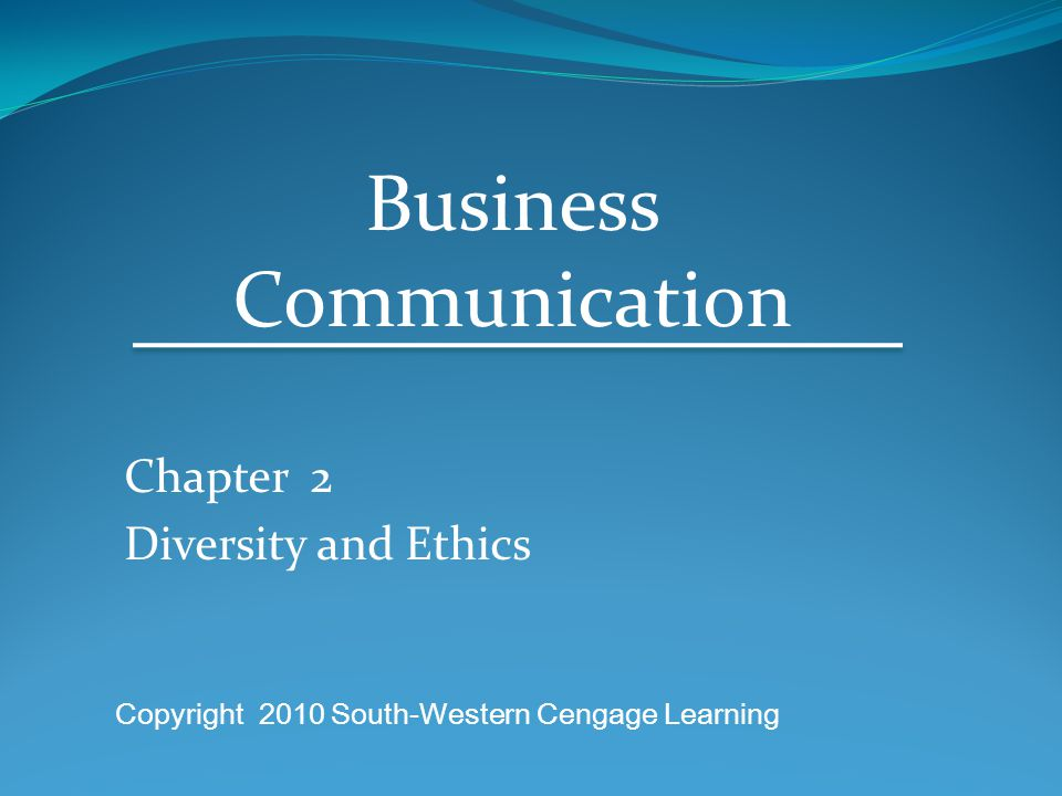 diversity and ethics View and download ethics and diversity essays examples also discover topics, titles, outlines, thesis statements, and conclusions for your ethics and diversity essay.