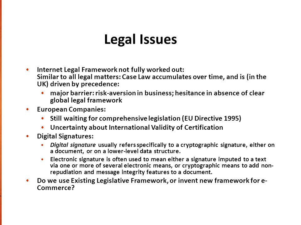 P5 - Legal and Ethical Issues Relating to Business Information