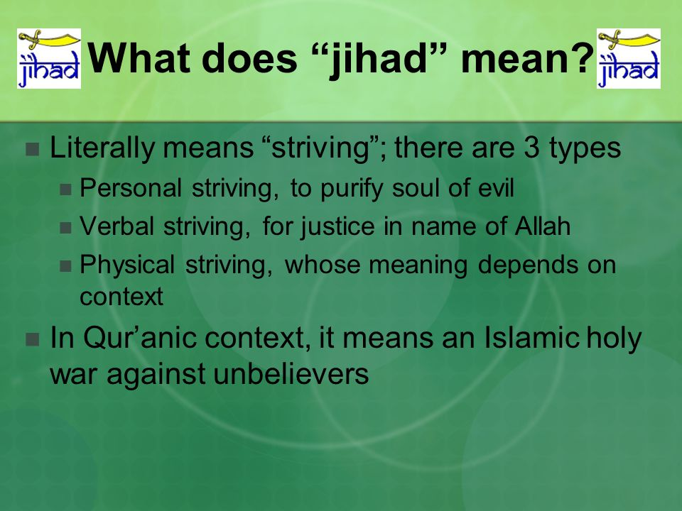 meaning of justice in islam The context of the quran is elucidated by hadith (the teachings, deeds and sayings of the islamic prophet muhammad) of the 199 references to jihad in perhaps the.