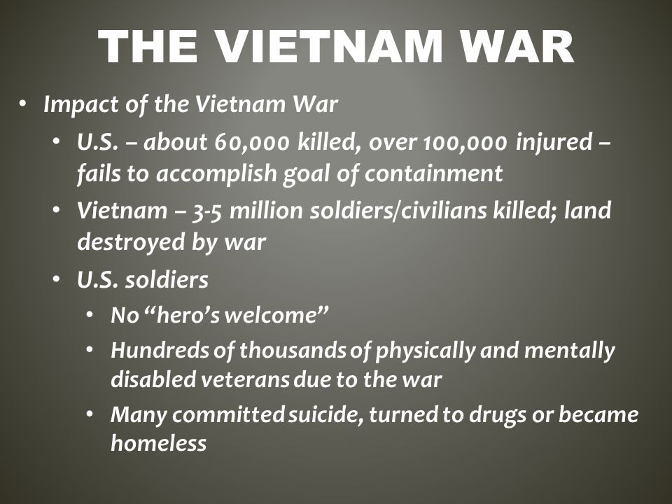 Influence of the media on the vietnam war