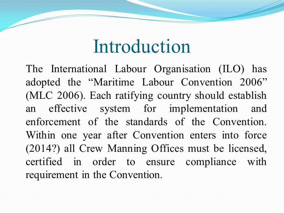maritime labour convention 2014 pdf