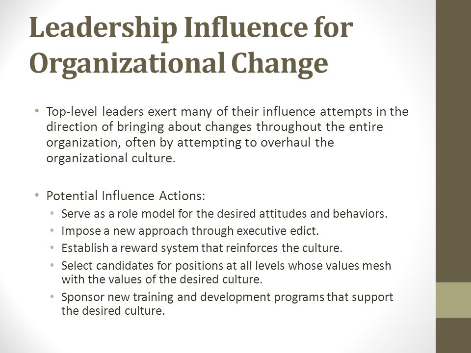 Articles on Leadership