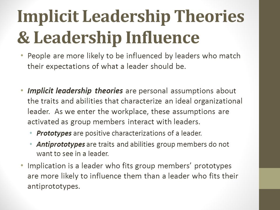 chapter eight influence tactics of leaders ppt video