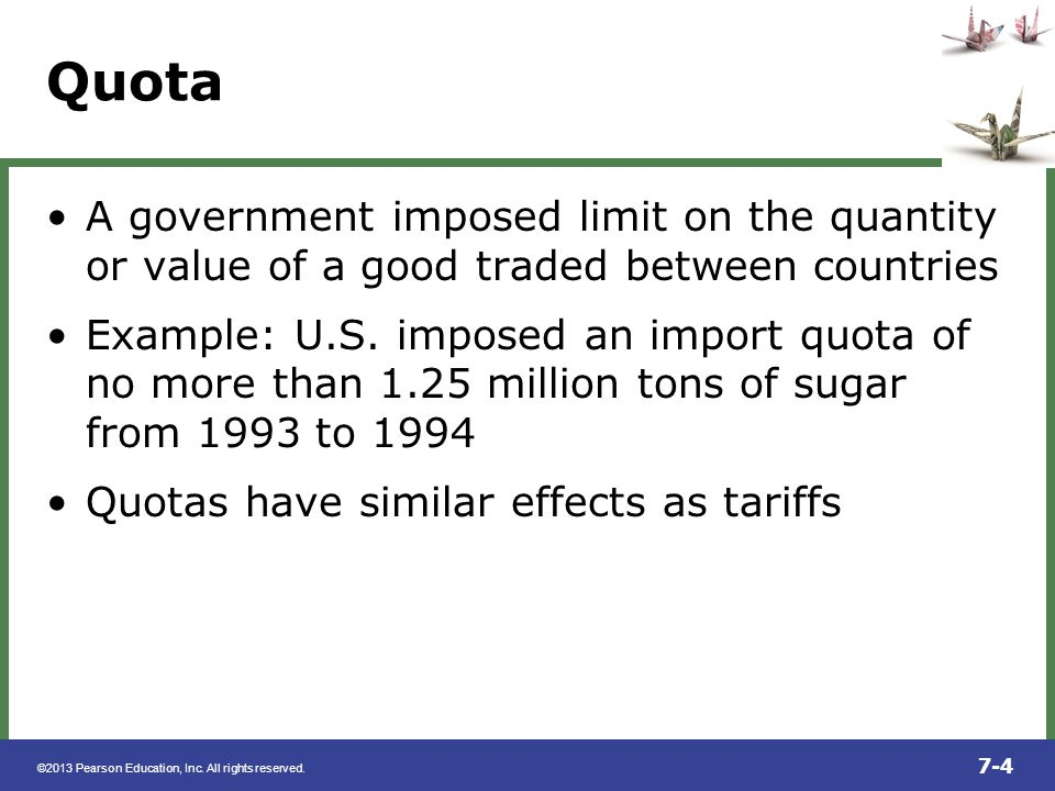 Nontariff Barriers And Arguments For Protection Ppt Video Online