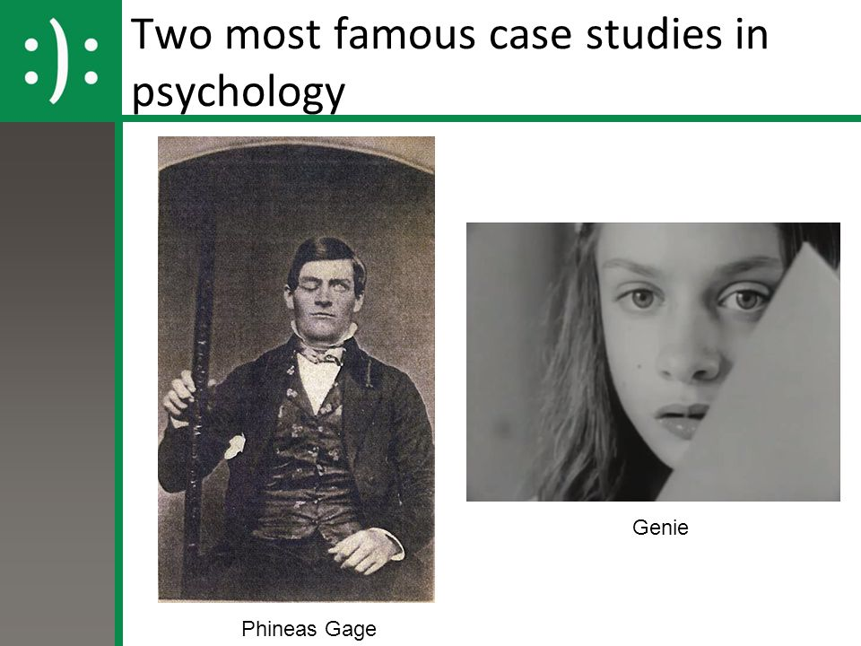 Psychology's greatest case studies