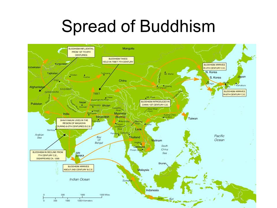 spread of buddhism Chapter 7 east asia and the spread of buddhism study guide by dordonez18 includes 112 questions covering vocabulary, terms and more quizlet flashcards, activities and games help you improve your grades.