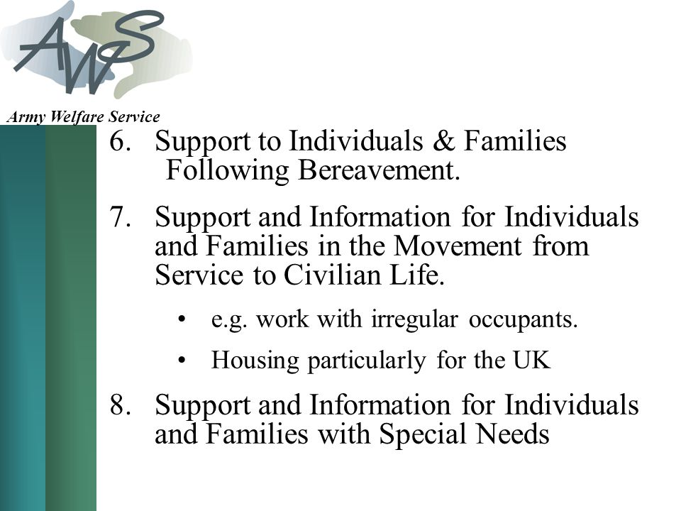 military families and child welfare For parents and caregivers for military families for educators and  and  technical assistance for professionals in mental health, child welfare,.