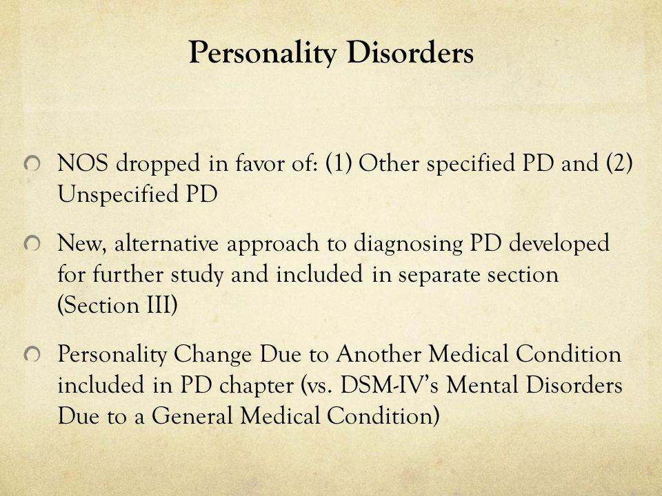 is personality disorders just one condition 4 personality disorders that can seem like narcissism just because someone if you think you or anyone else you know may have one of these disorders.