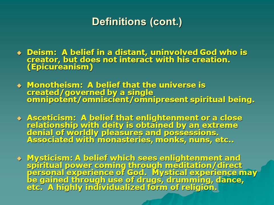 8 Definitions (cont.
