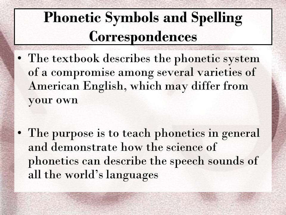 Ch 4 Phonetics The Sounds Of Language Ppt Download